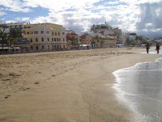 Hotel Faycan : Playa de Las Canteras 1