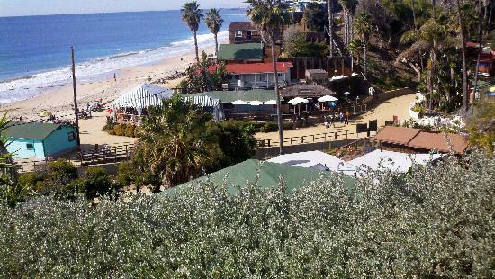 Laguna Beach: View from PCH
