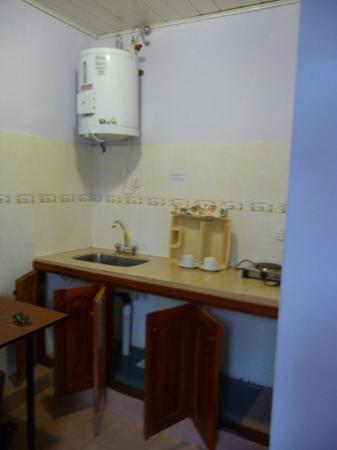 Bosetti Apart Hotel : cucina