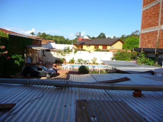 Bosetti Apart Hotel : piscina