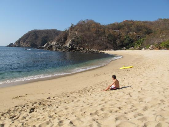 Bahia de la Luna: mein Strand...