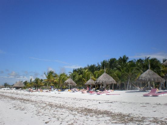 Hotel Casa Lupita: Holbox Beach