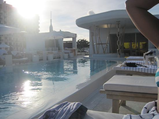 Dream South Beach: Rooftop Pool