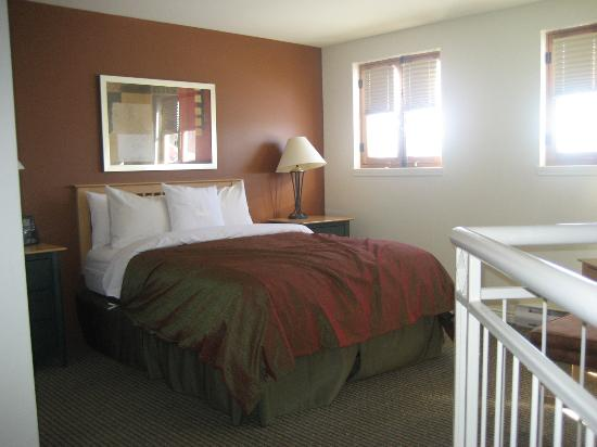 Homewood Suites Mont-Tremblant: chambre