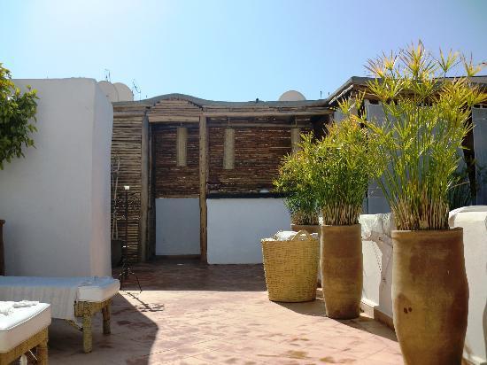 Riad les Orangers d'Alilia Marrakech : Azotea2