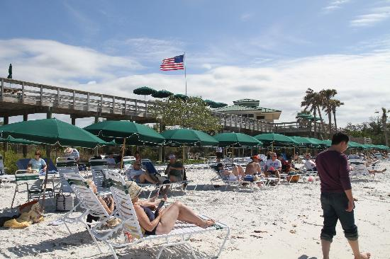 Hyatt Regency Coconut Point Resort And Spa The Beach At Pelican Landing