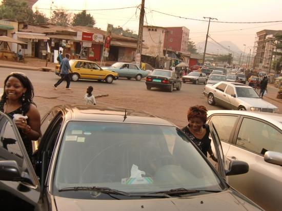 Yaounde, Cameroun : Etoa-Meki