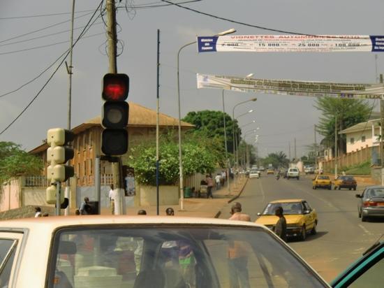 Yaounde, Cameroon: collège de la Retraite