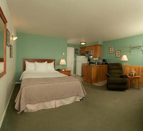 Seaquest Motel: Room 24