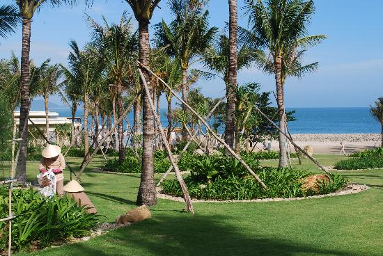 Mia Resort Nha Trang: Mia - Resort Blick aufs Meer
