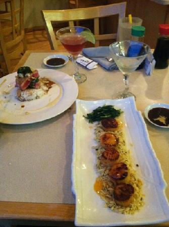 Bonito Grill & Sushi : Ahi Tuna