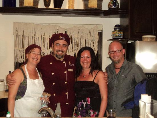 Epicurean Chef Services : Carlos and Tani are the best!