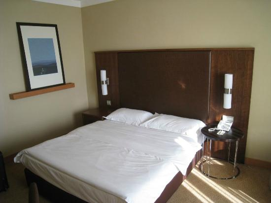 Cinar Hotel: bed in standard room