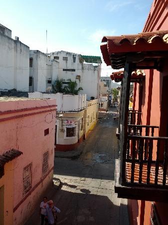 La Casa del Farol Hotel Boutique: View From Casa del Farol Room 2