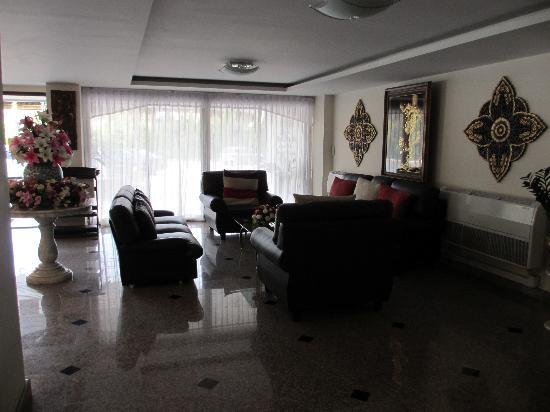 Princess Suvarnabhumi Airport Residence: Hotel lobby
