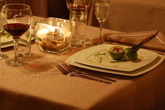 Club Italia 56 : Dressed Table