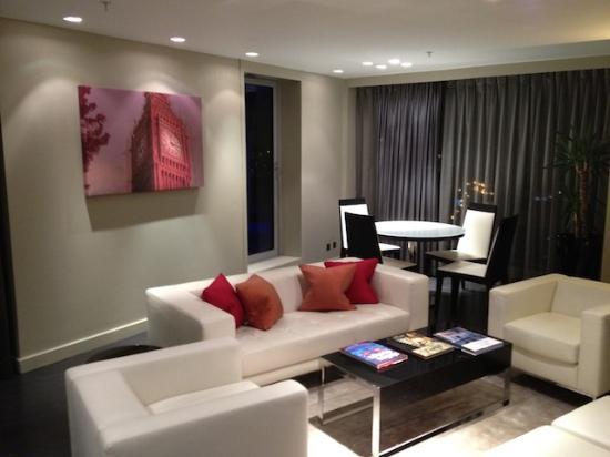 โรงแรมพาร์ค พลาซ่า เวสต์มินสเตอร์บริจด์ ลอนดอน: Lounge