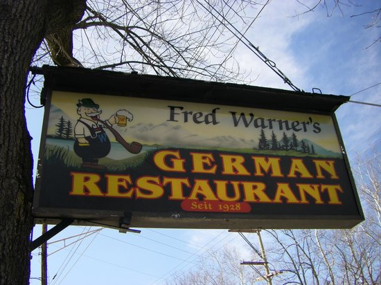 Warner's German Restaurant