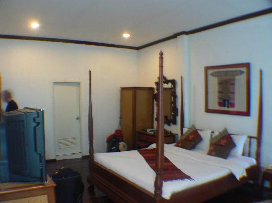 Inter City Boutique Hotel: Room