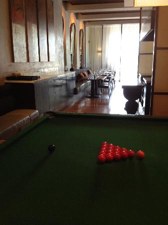 Hotel Lindrum Melbourne - MGallery Collection: game of snooker