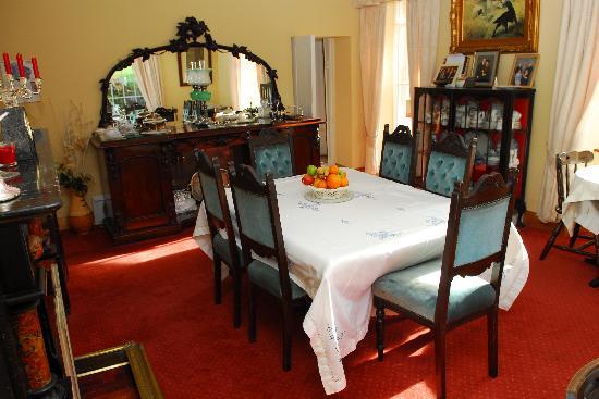 Weston House : Dining Room
