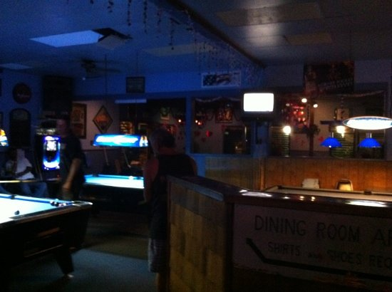 The Korner Pocket Bar & Grill: Korner Pocket