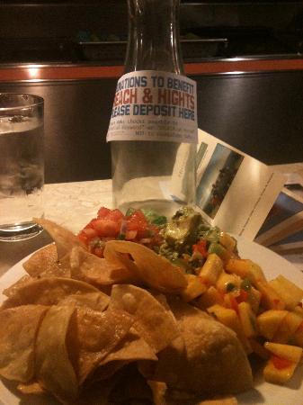 3 Salsa Appetizer