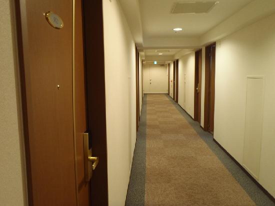 Kumamoto Tokyu REI Hotel: 廊下