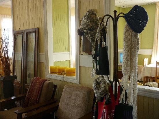 Yendegaia House: Ambientes gratos y alegres.