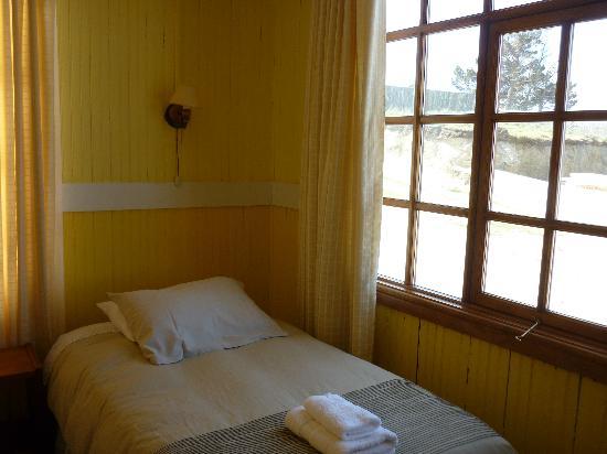 Yendegaia House: Espacios cómodos donde descansar.