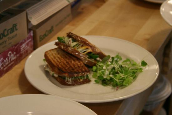 Agora Bar and Grill: sandwiches