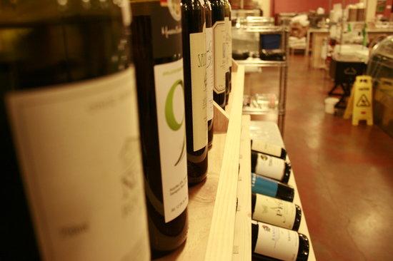 Agora Bar and Grill: Organic/Biodynamic wines