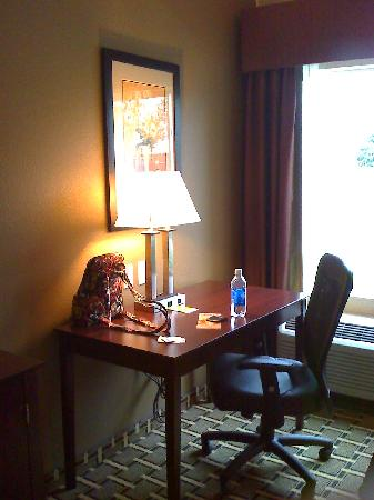 La Quinta Inn & Suites Lancaster: Workspace
