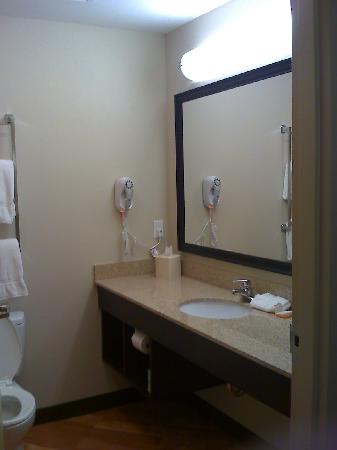 La Quinta Inn & Suites Lancaster: Bathroom