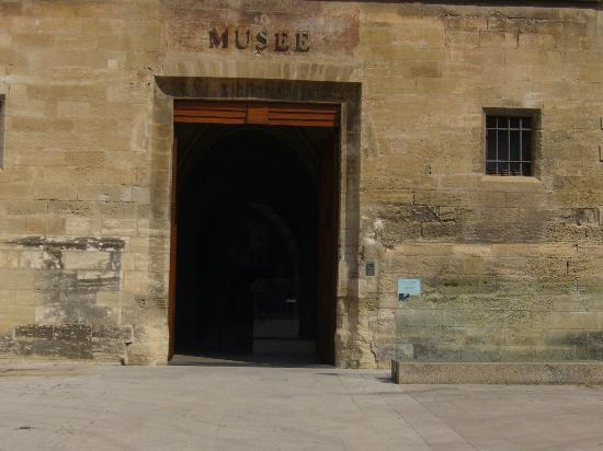 Musee du Petit Palais: 入口