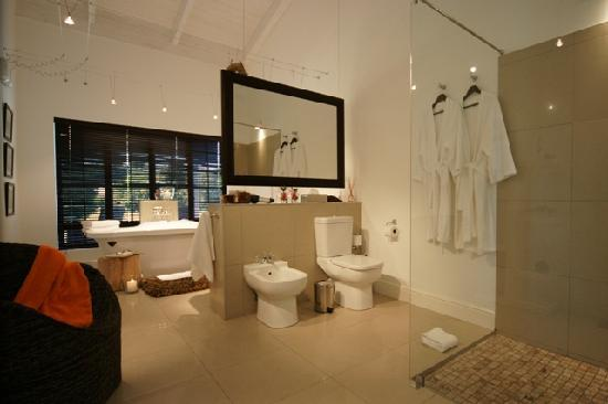 Villa Exner: Our luxury bathrooms offer all comforts