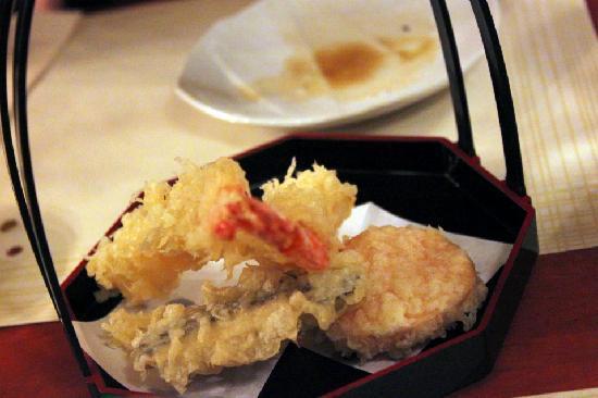 Fujiwara : tempura basket