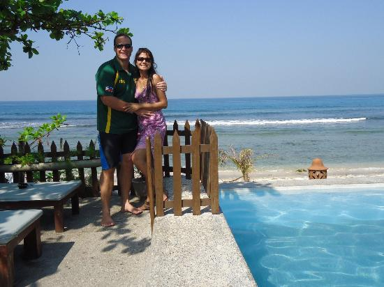 Near The Pool Picture Of Sunset Bay Beach Resort La Union