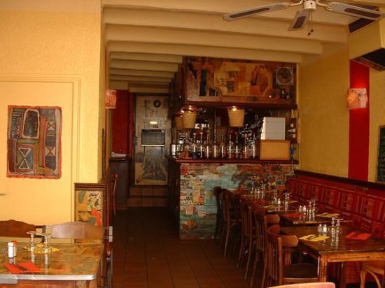 Chez Les Filles: Inside