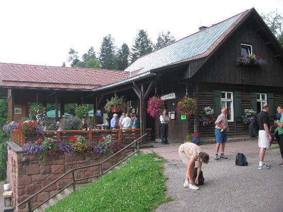 Waldgaststatte Grunhutte : Grünhütte