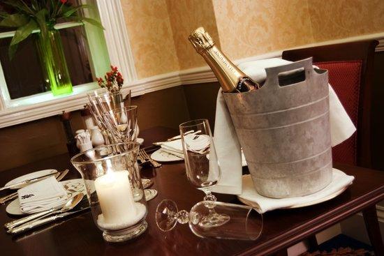 Rothay Manor Hotel Restaurant