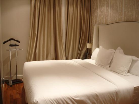 Luxury Suites: lit king syze splendom madrid