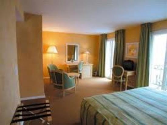 Le Baron Tavernier: my suite