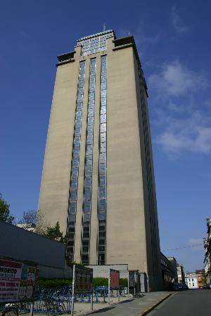 De Boekentoren (The Tower of Books): Boekentoren