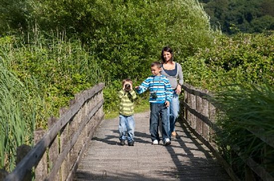 RSPB Conwy Nature Reserve : Bring your family closer to wildlife