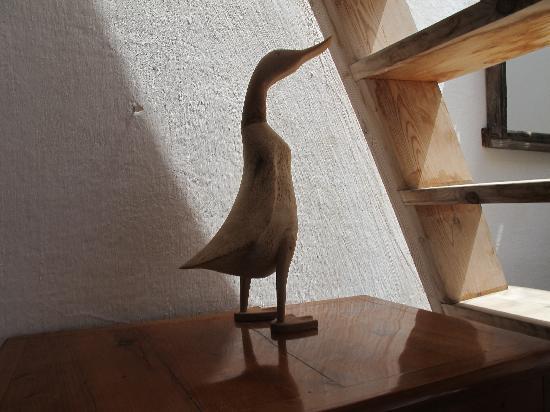 Riad de la Mer : 4th floor room