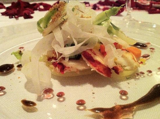 Vivendo: Lobster Salad