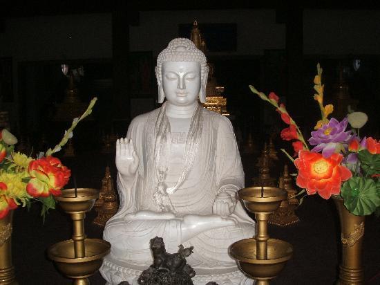 Nanshan Tourist Area: Piccolo buddha
