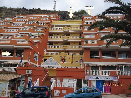 Apartments Colonial Parque: Colonial Parque