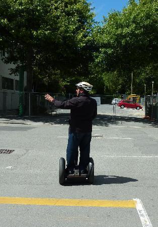 Urban Wheels: Segway Tour of Christchurch